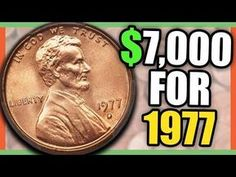 Look Out for These Rare 1977 Penny Coins ~ Video
