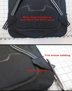 How to Design and Sew a Custom Backpack