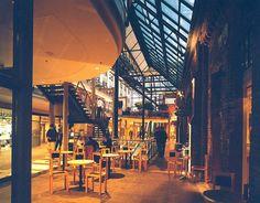 Nedre Elvehavn, Solsiden (2001) – ARC arkitekter Shopping Center, Shopping Mall