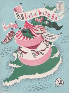 P&B Knitting Book