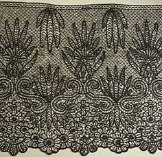 The Lace Guild - French Bobbin Lace