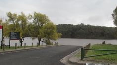 Day 131 ... Quick stop at Cardinia Reserve. Busy day at work!