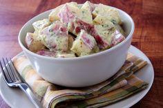 Light Side Dish Recipe: Low-Calorie Potato Salad
