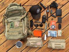 My Backpack EDC