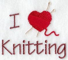 Enjoy knitting? Take a look at our catalog @ www.aapld.org and search through the Library's extensive collection of knitting related books.