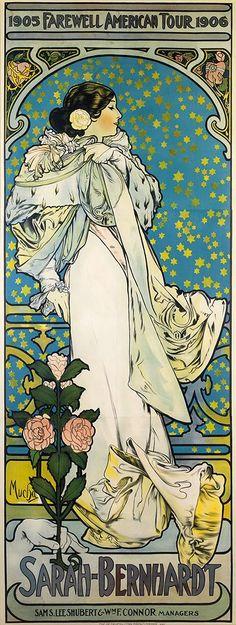 Alfons Mucha e Le Atmosfere Art Nouveau - Palazzo Ducale - Genova, Italia - Fino al 18 settembre 2016