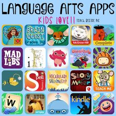Play spelling games with your learners to make learning so much more fun! Check out this list of 100 fun spelling games for kids! Best Learning Apps, Learning Websites For Kids, Educational Websites, Learning Games, Listening Activities, Toddler Learning, Educational Toys, Spelling Games For Kids, Spelling Activities