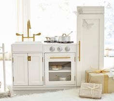 Chelsea All-in-1 Kitchen #pbkids