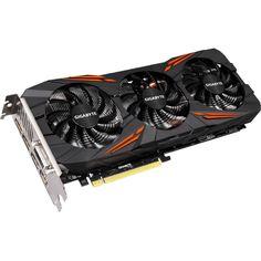 Gigabyte Ultra Durable VGA GV-N1070G1 Gaming-8GD GeForce GTX 1070 Gra