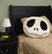 nightmare before Christmas pillow