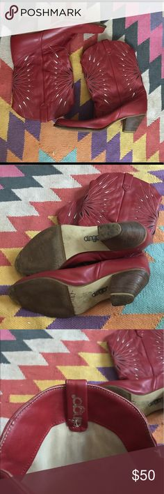 fantastic vintage boots from the 70 s vintage