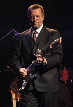 Eric Clapton playing in a small club.. Sigh..