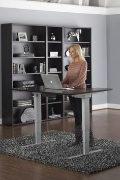 "Jesper 55"" Value Sit - Stand Desk - $1,549.00"