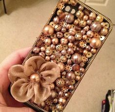 Expensive phone cases? DIY!!! Simple, easy, and affordable:)