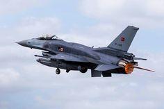 F-16 Fighting Falcon Block 50+ Turkish Air Force