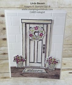 Take A Closer Look At The At Home With You Bundle - STAMPING WITH LINDA