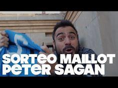 MAILLOT PETER SAGAN: SORTEO Y CÓMO LO CONSEGUÍ