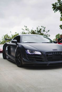 Audi 2018 Black Best Audi Car Models to Buy Audi 2018 Black. A brand that seems incapable of making mistakes, Audi appears to be a smart kid on the block. If you are an Audi cars fanatic and … Luxury Sports Cars, Best Luxury Cars, Classic Sports Cars, Audi Sports Car, Audi R8 V10 Plus, Audi A7, Bmw I8, Super Sport Cars, Super Cars