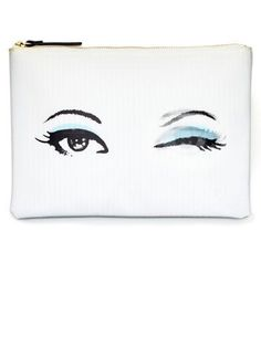 Stylish Gifts Under $100 - In the Bag:  Kate Spade pouch, $98.