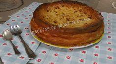 Recetas de andar por casa.: Tarta de queso (al horno)