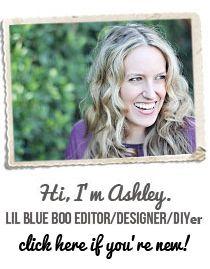 Lil Blue Boo blog via lilblueboo.com