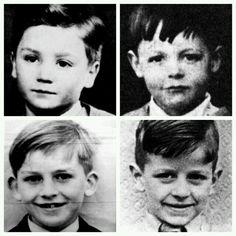 Beatles niños