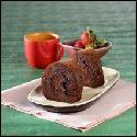 Resep  Kue Bolu Cokelat Stroberi