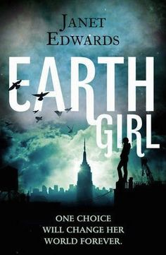 Book Chick City | Reviewing Urban Fantasy, Paranormal Romance & Horror | REVIEW: Earth Girl by Janet Edwards (click for review)