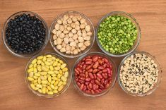 HOW TO COOK DRIED BEANS AND LEGUMES.  Fall is almost here think of the wonderful soups and stews you can make for your family.