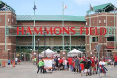 Hammon's Field - Home of Double-A Springfield Cardinals http://bransonticket.com/products/ozarks/springfield-missouri