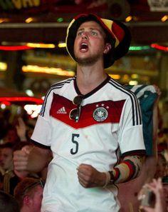Germany vs Brazil (7-1)