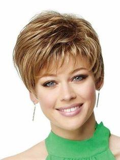 Pleasing Monofilament Boycuts Blonde Short Wigs, Short Hair Wigs For Black Women Haircut Styles For Women, Short Haircut Styles, Cute Short Haircuts, Cute Hairstyles For Short Hair, Permed Hairstyles, Straight Hairstyles, Pixie Haircuts, Fashion Hairstyles, Short Styles