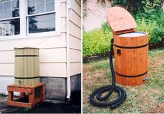 The Rainbarrel Man Co., Portland, OR.