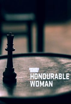 The Honourable Woman - BBC Two Amazing, well-acted drama. Maggie Gyllenhal is brilliant, though personally, I think Stephen Rea steals the show. Great to have some summer TV for grown-ups!