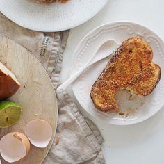 Reb's kitchen: french toast with a twist. breakfast idea from www.fresshion.com