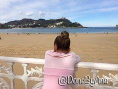Done By Ana : Ballet sweater para la Barra de La Concha