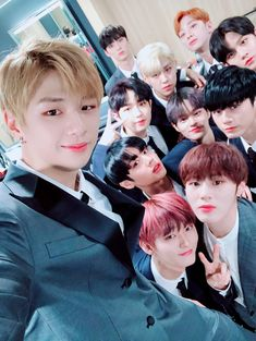 Wanna One at Soribada awards