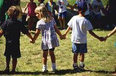 Risultati immagini per children in circle
