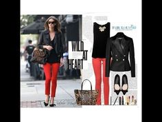 38 Ideas how to wear leggings over 40 outfits skinny jeans Over 40 Outfits, Casual Fall Outfits, Casual Wear, Winter Outfits, Red Skinny Jeans, How To Wear Leggings, Fashion For Women Over 40, Cute Jackets, Red Pants