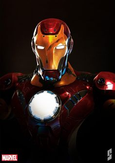 3D Art: Ironman - 3D, Movies, Sci-fiCoolvibe – Digital Art