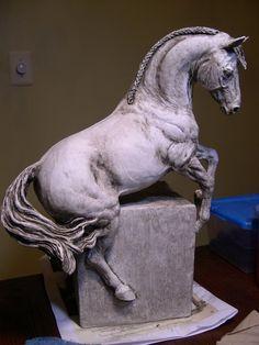 """Commission pedestal vase for Gary Lane. 17"""" high. 2011 Aiken, SC"""