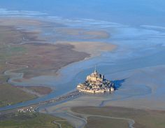 Mont St. Michel in F