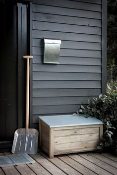 This robust rustic wooden storage box can provide indispensable storage for indoors and out. Made from Spruce and a zinc hinged slated lid,o...