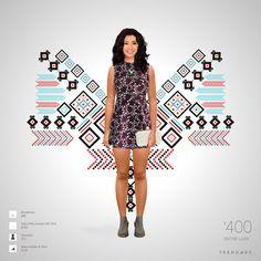 Traje de moda hecho por Danna usando ropa de Saks Fifth Avenue OFF 5TH, Chicwish, Abercrombie & Fitch, Nordstrom. Estilo hecho en Trendage