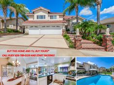 WELCOME to Our Super Open House This Weekend!!!  24361 Thunder Trl, Diamond Bar, CA 91765 5 beds 3 baths 2,522 sqft FOR SALE ONLY $ 950,000  Sunday 4/8/17 at 2 - 4 PM  Zillow -> https://www.zillow.com/homedetails/24361-Thunder-Trl-Diamond-Bar-CA-91765/21660224_zpid/?view=public  Youtube -> https://www.youtube.com/watch?v=MY669EiQdtI  BUY THIS HOME AND I'LL BUY YOURS* --- To discuss the sale of your home, Call Rudy 626-789-0159 and Start Packing!***