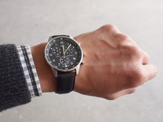 """MWC """"LIMITED SWISS PILOTS CHRONOGRAPH""""