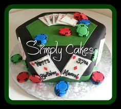 Poker Cake Poker Cake, Cakes, Desserts, Recipes, Food, Tailgate Desserts, Deserts, Rezepte, Essen