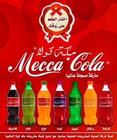 Mecca Cola: La bebida de los Yihadistas - ForoCoches