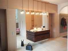 Vorzimmer mit Spiegelfront Mirror, Bathroom, Furniture, Home Decor, Carpentry, Mirrors, Washroom, Decoration Home, Room Decor