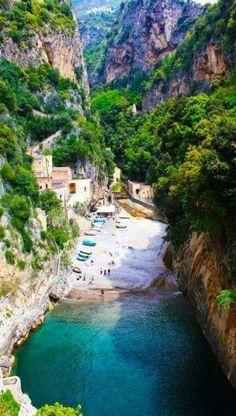 Furore, Itália